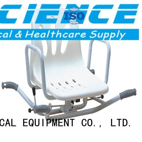 hot selling noise SCIENCE MEDICAL Brand shower chair