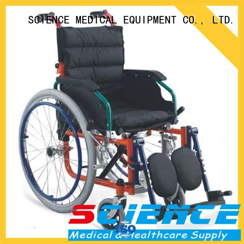SCIENCE MEDICAL children wheelchair for child with cerebral palsy customization for patient