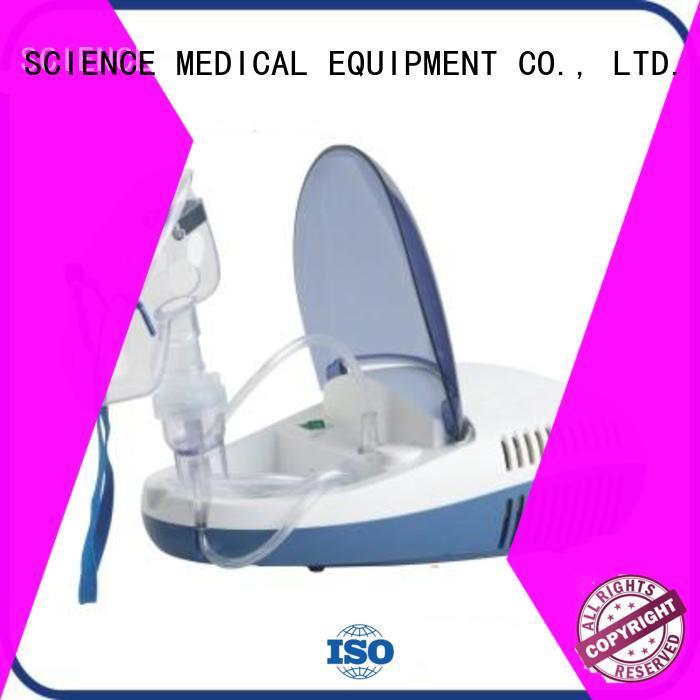 user mini chromed portable nebulizer sccw05ss SCIENCE MEDICAL