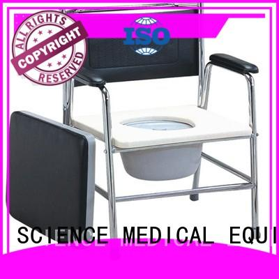 SCIENCE MEDICAL sccc05s toilet chair for adults free sample for patient