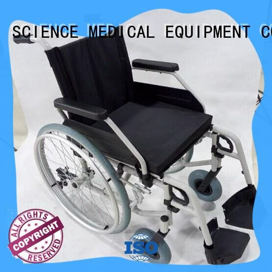 SCIENCE MEDICAL at discount wheelchair manual power buy now for elder
