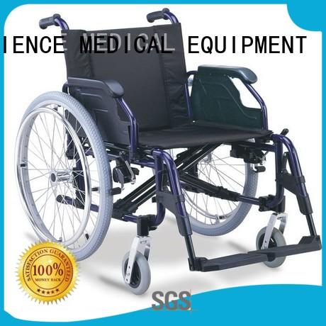 SCIENCE MEDICAL powder lightweight wheelchair weight company for patient