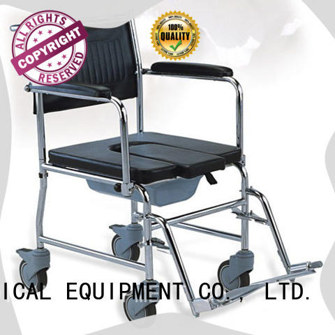 SCIENCE MEDICAL durable shower chair commode wheelchair bulk production for elder