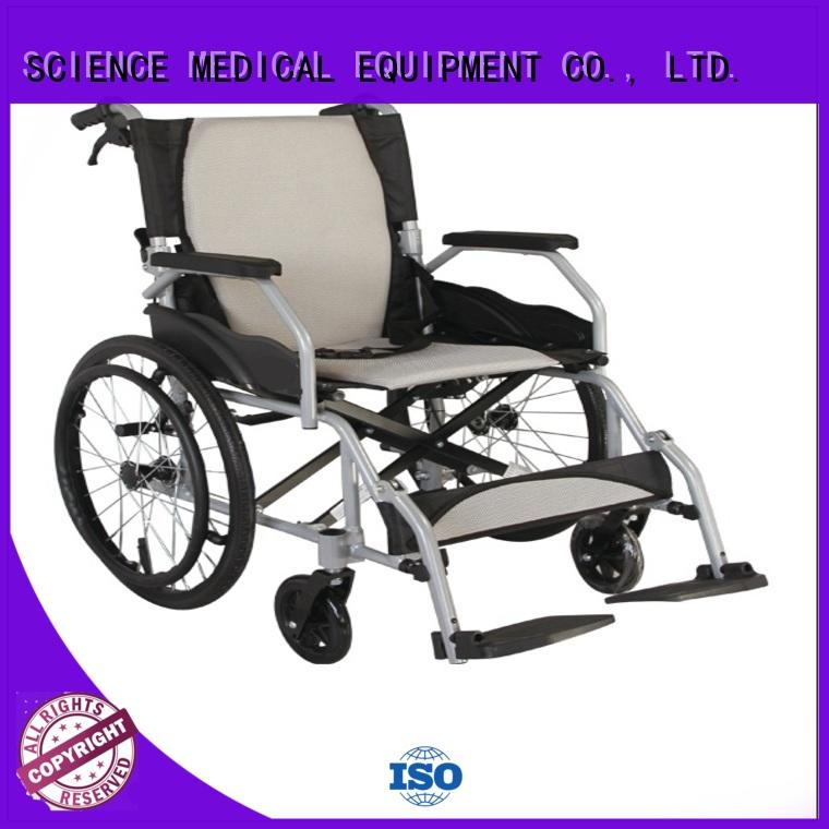 funky lightweight portable wheelchairs for sale bulk production for disabled
