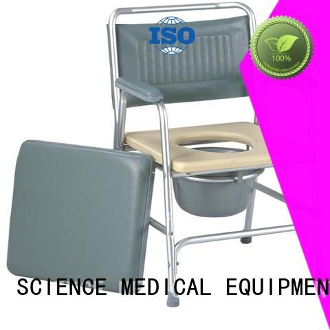SCIENCE MEDICAL high-quality toilet chair for disabled sccc11a for elder