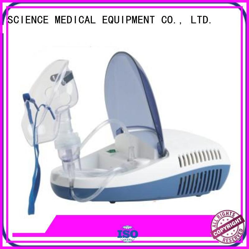 footrest portable nebuliser light SCIENCE MEDICAL company