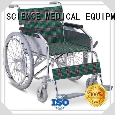 latest lightweight folding wheelchairs for travelling scaw01 for patient