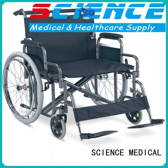 SCIENCE MEDICAL on-sale best manual wheelchair brands supplier for patient
