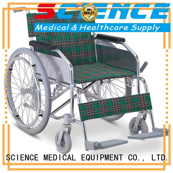 at discount ultra lightweight manual wheelchair foldable supplier for elder