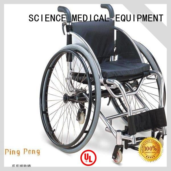 on-sale wheelchair basketball chair badminton ODM for disabled