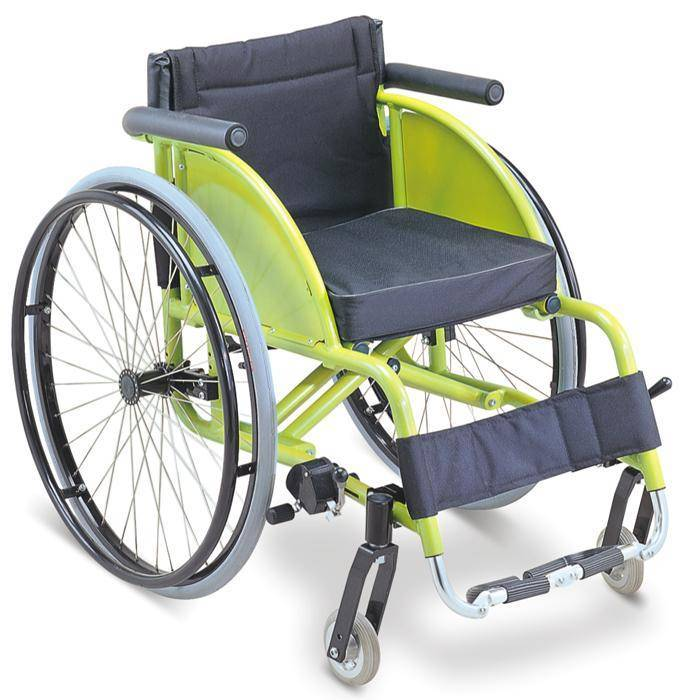 Sports wheelchair Leisure Type Wheelchair High quality SC-SPW02