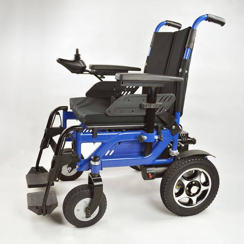 Power Wheelchair Electric Wheelchair  Brush Motor SC-A500