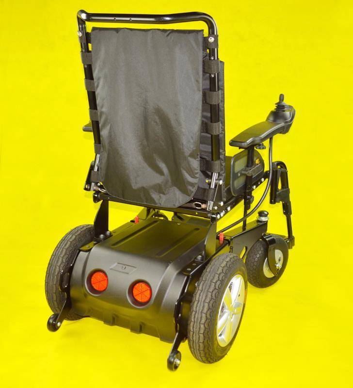 Power Wheelchair Electric Wheelchair  Brush Motor SC-B500