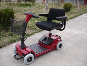 Mobility Scooter 4 wheels mini size SC-EW12