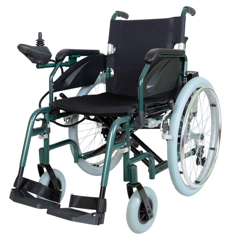 Electric Wheelchair Aluminum foldable SC-EW9606