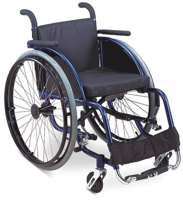 Sports wheelchair High quality Leisure  Wheelchair  SC-SPW06