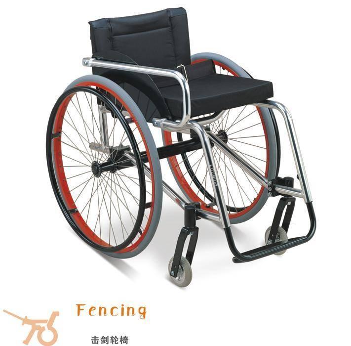 Sports wheelchair Fencing Wheelchair  SC-SPW17