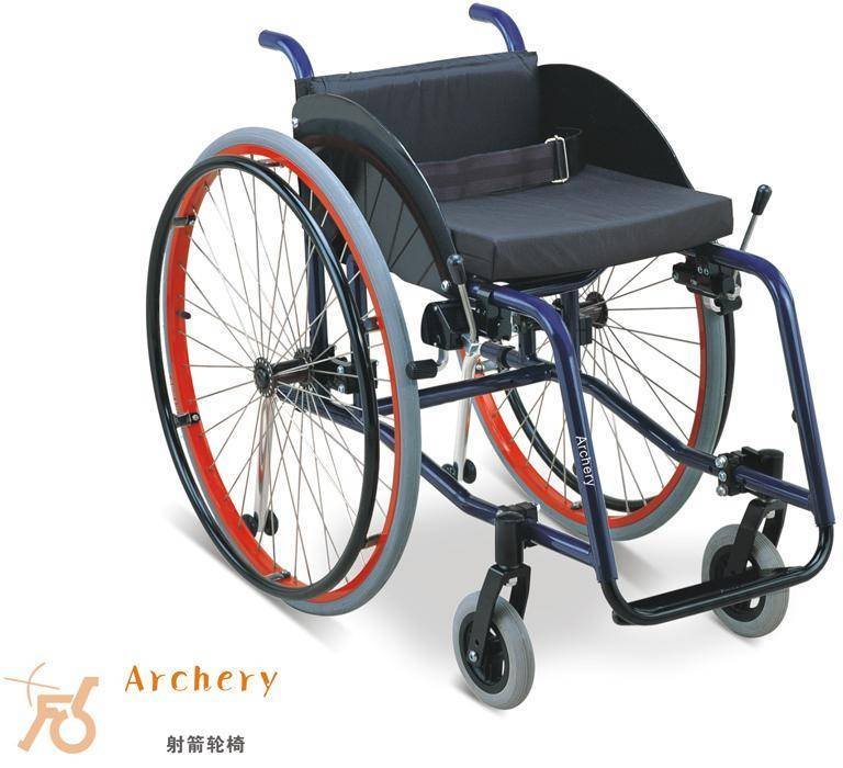 Sports wheelchair Archery Wheelchair  SC-SPW18