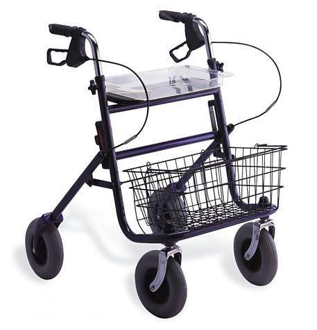 Medical Walker Rollator Steel Rollator
