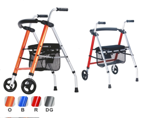 Medical Equipment Compact rollator Mobility Walker