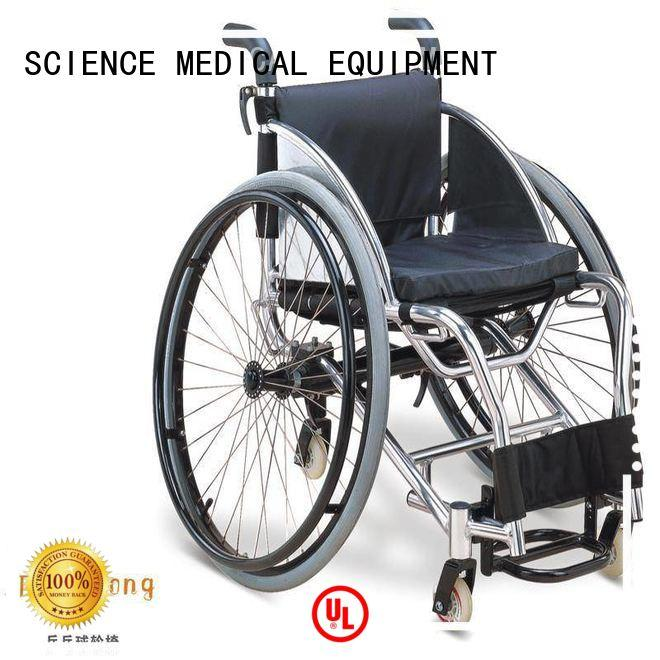 high-quality sports wheelchair for sale scspw18 for wholesale for patient