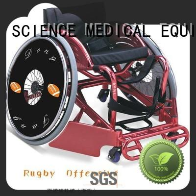 SCIENCE MEDICAL scspw11 wheelchair basketball chair bulk production for patient