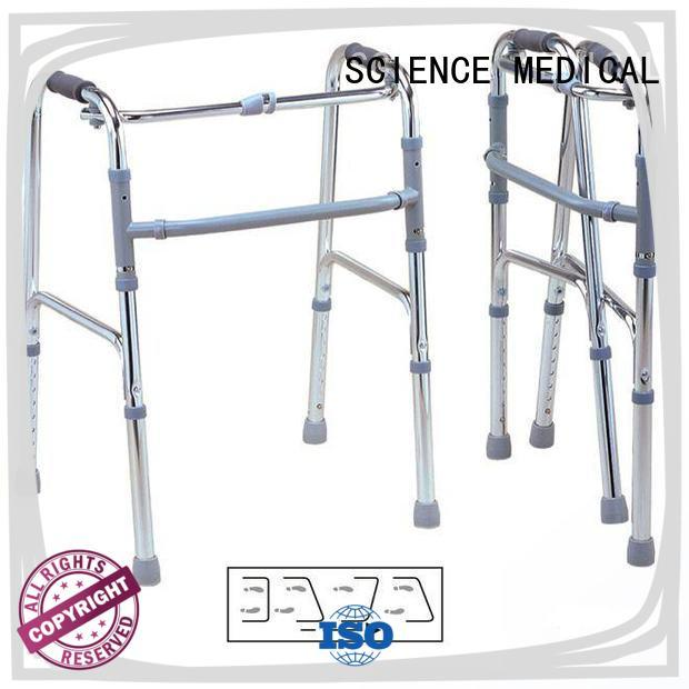 SCIENCE MEDICAL standing walking frame get quote for disabilities