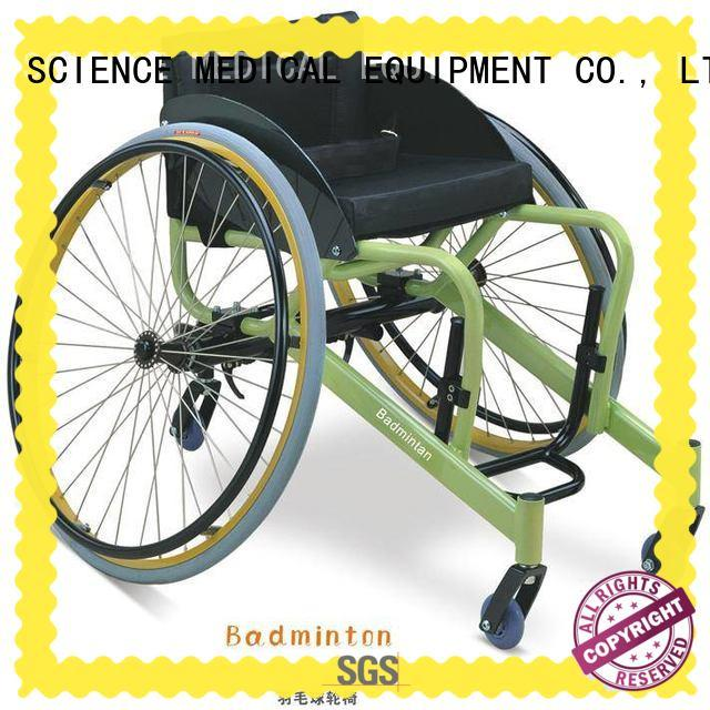 SCIENCE MEDICAL funky leisure wheelchair OEM for patient