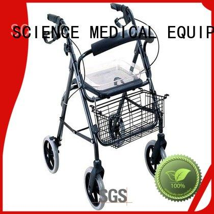 SCIENCE MEDICAL durable lightweight rollator medical