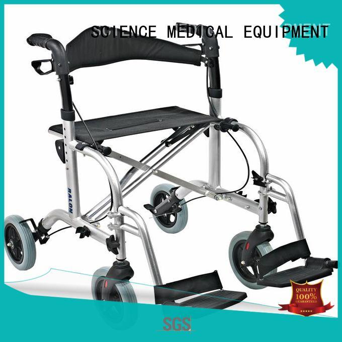 SCIENCE MEDICAL latest rollator reviews compact for traveling