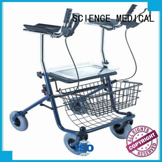 portable three wheel walker scrl01a bulk production for traveling