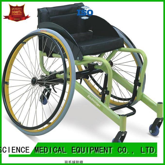 speed athletic wheelchair supplier for disabled SCIENCE MEDICAL
