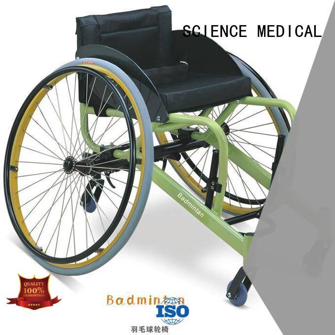 SCIENCE MEDICAL high-quality wheelchair basketball chair get quote for patient