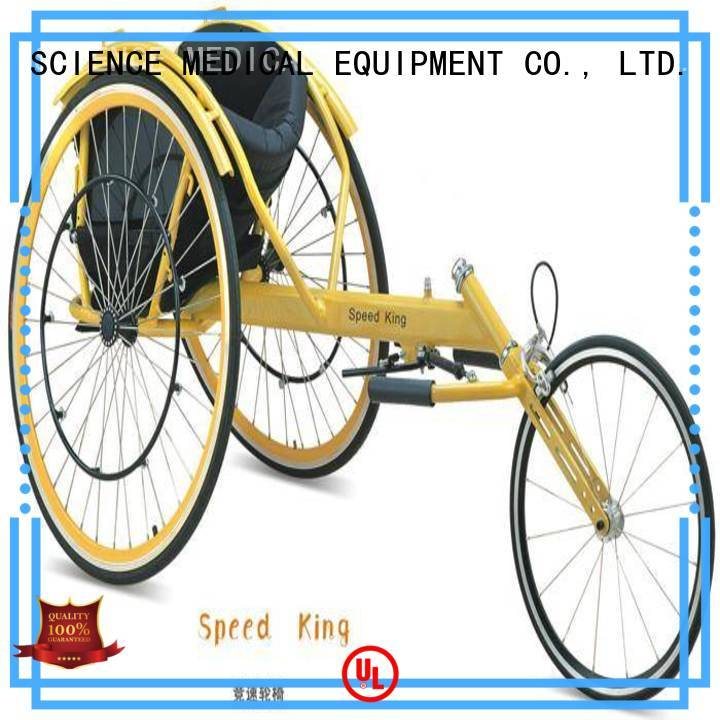 Breathable athletic wheelchair scspw14 buy now for elder