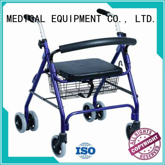 outdoor rollator sccw06ss travel hospital SCIENCE MEDICAL Brand company